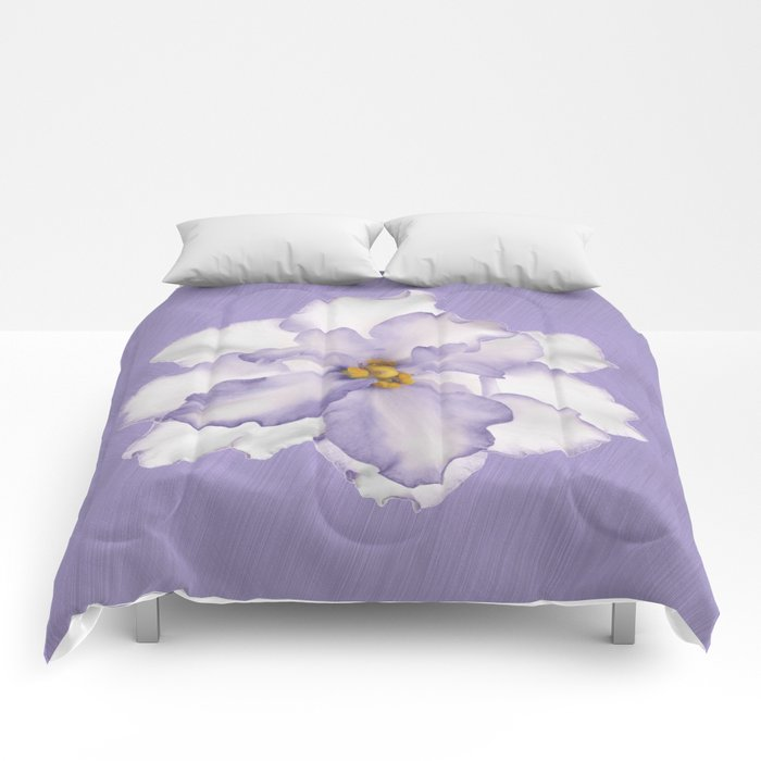 Gorgeous Orchid Comforters