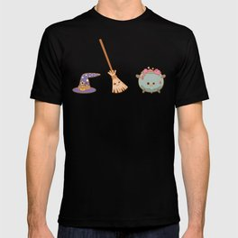 Witches, witches, witches T-shirt
