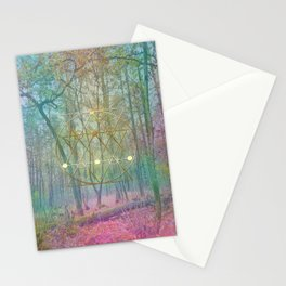 Magic of the Woods Stationery Cards