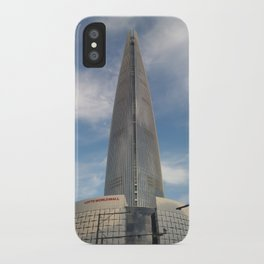 Seoul Sky/ Lotte World Tower iPhone Case