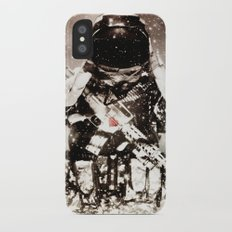 Over the Moon Slim Case iPhone X