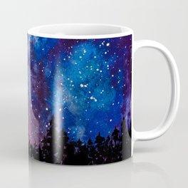 Forest Watercolors Coffee Mug