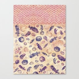 pufferfish Canvas Print
