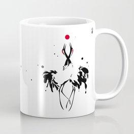 transcenDance // (crane) Coffee Mug