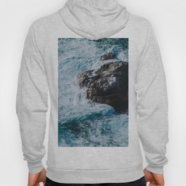 turquoise river Hoody