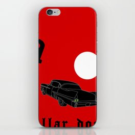 Cellar Door iPhone Skin