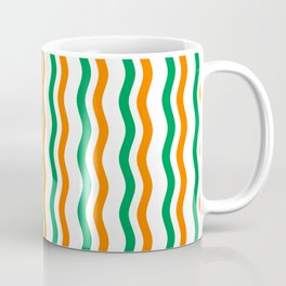 Irish Rick Rack Coffee Mug
