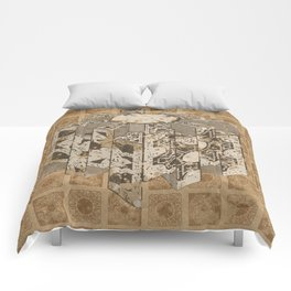Hellraiser Puzzlebox C Comforters