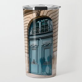 Paris Doors VI Travel Mug