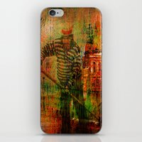 venice iPhone & iPod Skins featuring Venice by Joe Ganech