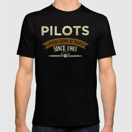 Pilot Proud Aviation Lover Gift Idea T-shirt