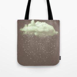 Let It Fall IV Tote Bag
