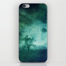 Time to Leave iPhone & iPod Skin