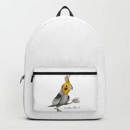 Cocka-tea-l Backpack