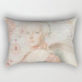 Marie Antoinette 7up Rectangular Pillow