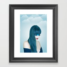 Rain Goddess Framed Art Print