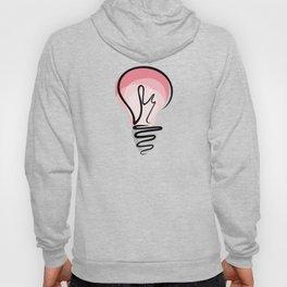 Pink Idea Hoody