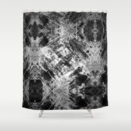 There's an acknowledgment implicit interpretation. Shower Curtain
