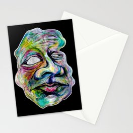 Your Face is a Rainbow Stationery Cards
