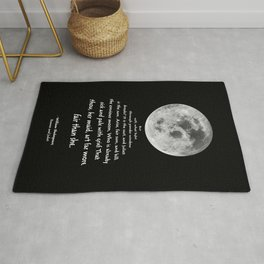 Moon Bridge Shakespeare Rug