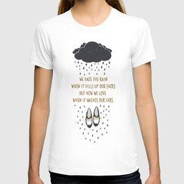 How We Love - Ingrid Michaelson T-shirt