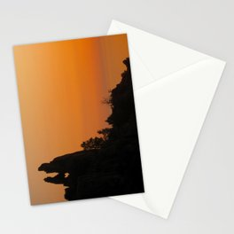 Corsican Sunset Stationery Cards