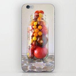 Jars of Food iPhone Skin