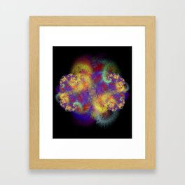 Infinite Designs Framed Art Print