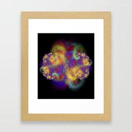 Infinite Designs Framed Art Print