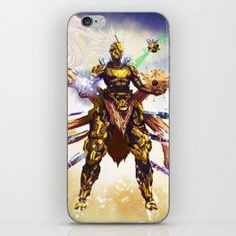 Erohix Lvl 1.5  iPhone Skin