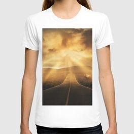 Road califonia T-shirt