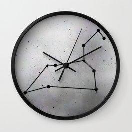 LEO (ZODIAC SIGNS) Wall Clock