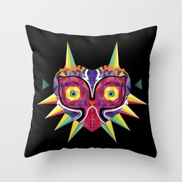 Majora's Incarnation Throw Pillow