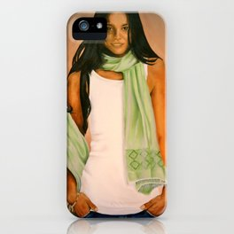 Ambassador Liya iPhone Case