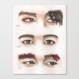 VIXX - Maknae eyes Canvas Print