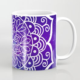 Galaxy Mandala Coffee Mug