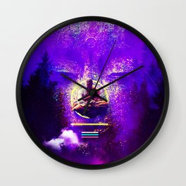 """The God's Path"" Wall Clock"