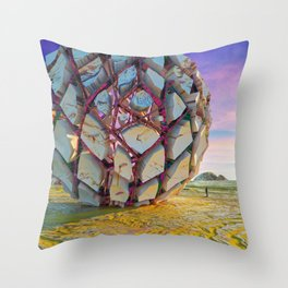 Pythius Throw Pillow