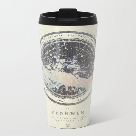 Fernweh Vol 6 Metal Travel Mug
