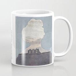 Emily Brontë Wuthering Heights - Minimalist literary design Coffee Mug