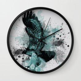 HAWK DIVE Wall Clock