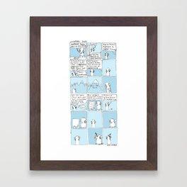 _mudre Dukc Framed Art Print