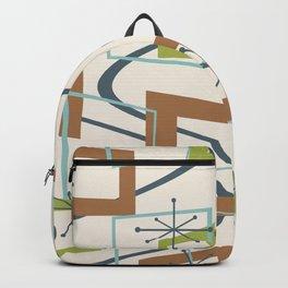 Mid Century Modern Minimalism Backpack