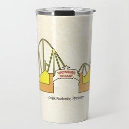 Wonder Wharf Travel Mug