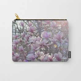 Early Spring Blossoms Carry-All Pouch