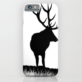 Monarch Of The Park iPhone Case