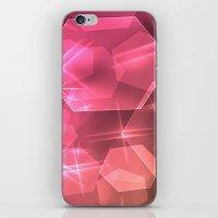 bokeh iPhone & iPod Skins featuring Bokeh by Jason Michael