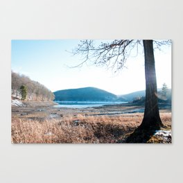 Morrison Trail, Allegheny Reservoir, PA Canvas Print