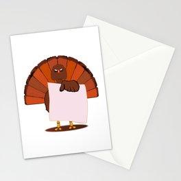Turkey Notice Board Stationery Cards