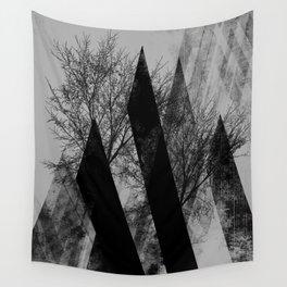 TREES V2 Wall Tapestry